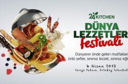 24 Kitchen Dünya Lezzetleri Festivali