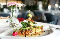 Izaka Restaurant'da Bahar Mönüsü