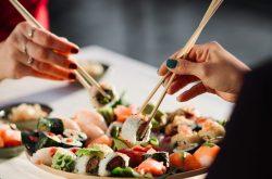 Four Seasons Hotel Bosphorus'ta Sushi N'More