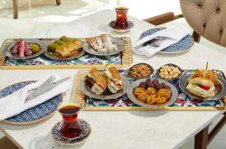"""Sheraton Istanbul City Center'da """"Sultans High Tea"""""""
