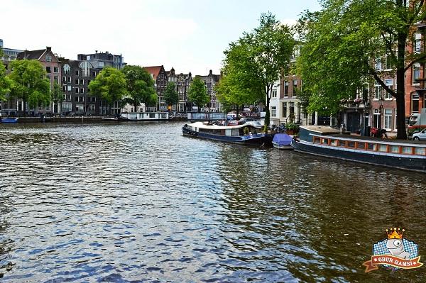 Amsterdam'da ne yenir,amsterdam kanallar