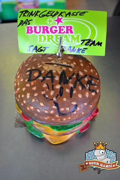 Burger Dream berlin yeme içme mekanları