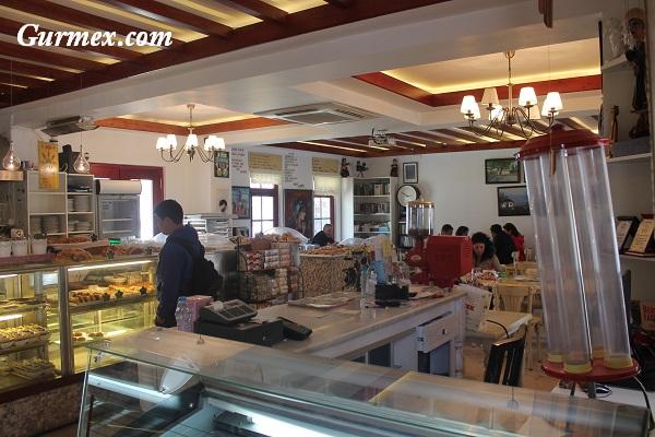 Çiçek Pastanesi Bozcaada kahvaltı nerede edilir