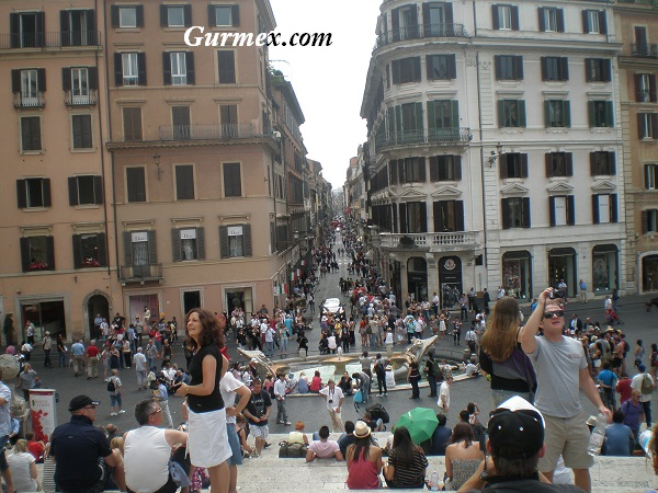 Roma ispanyol Merdivenleri