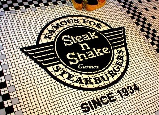 Steak n Shake Manhattan Amerika
