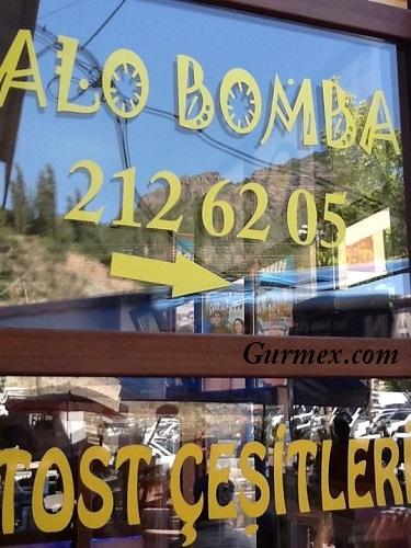 Bombacı Burhan,Artvin yeme içme mekanları