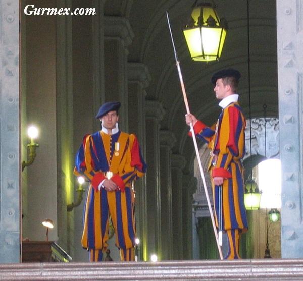 vatikan-asker-nobet