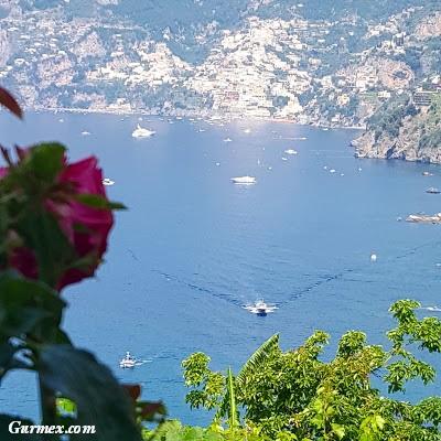 Amalfi Kıyıları yeme içme mekanları Praiano