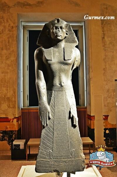 Berlin Müzeler adası,altes-musem-berlin-eski-muze-misir