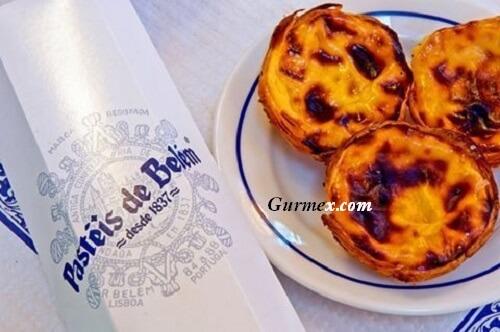 Lizbon Belem-pastası nerede yenir