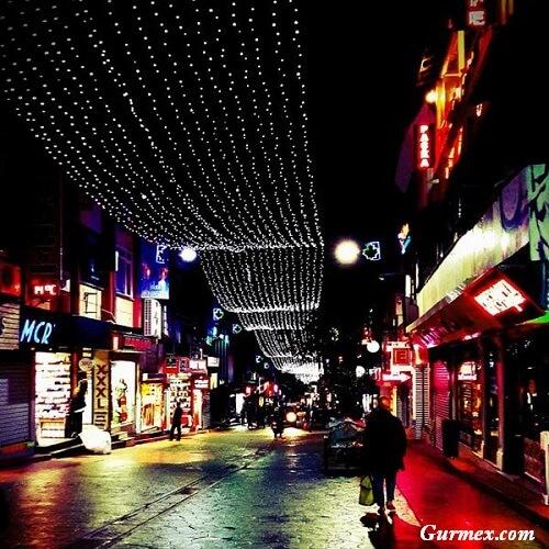 fethiye-caddesi-izmit-nerede-gece