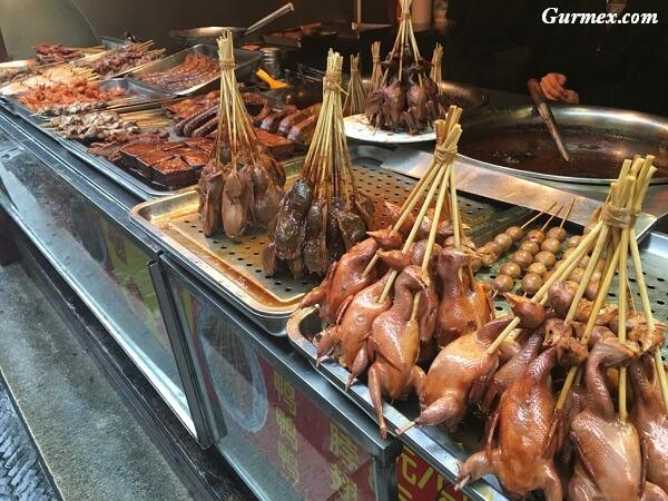 Çin yeme içme rehberi