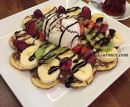 Gani GastroCafe, Düzce waffle nerede yenir