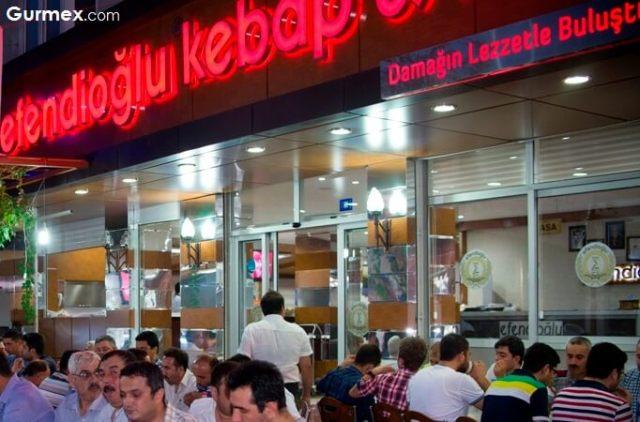 Efendioğlu Kebap Kahramanmaraş sucuk ızgara kebap çöp şiş market