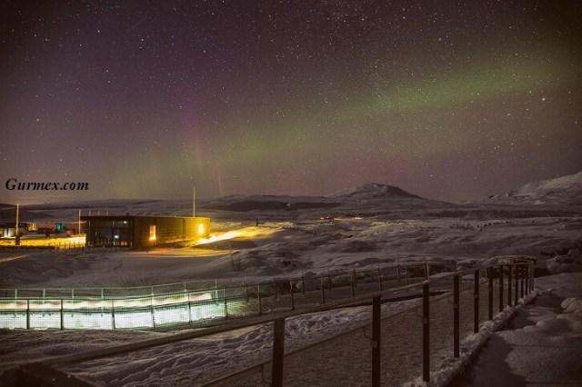 İzlanda kuzey ışıkları, İzlanda konaklama kalacak yerler