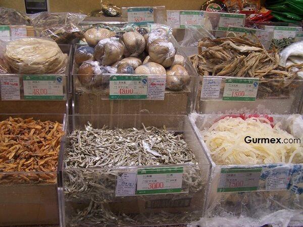 Çin Yeme İçme deniz ürünleri mahsulleri