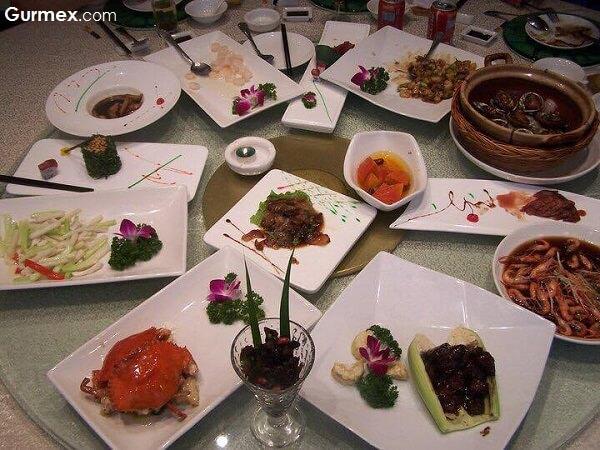 Çin Yeme İçme kültürü