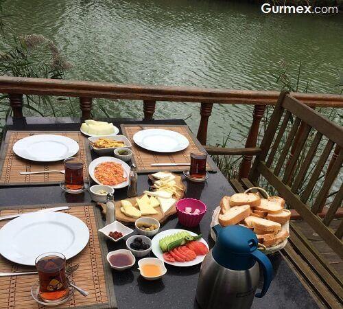 Ağva Yeme İçme kahvaltı, masal evi ağva şile istanbul