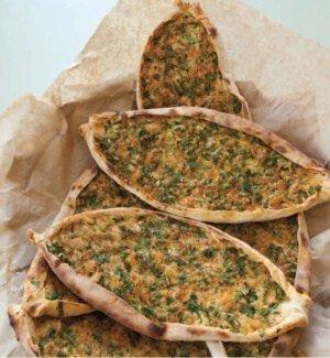 Açık ve Kapalı Peynir Böreği - Gaziantep Yemekleri, Antep Mutfağı Pideler ve Börekler