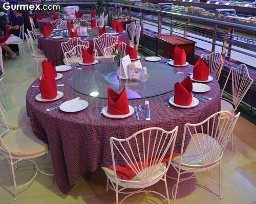 Sea Food Restaurant Bangkok,Tayland restoranlar