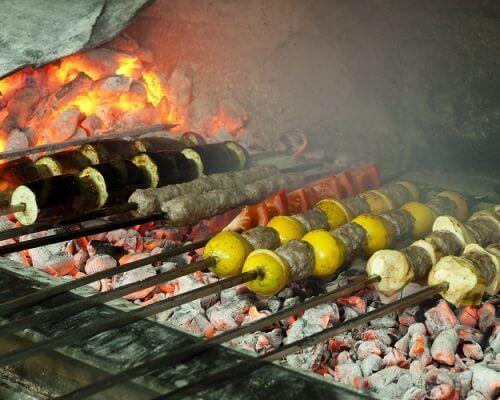 Karışık Kebap ve Yeni Dünya Kebabı - Gaziantep Yemekleri, Antep Mutfağı Kebaplar