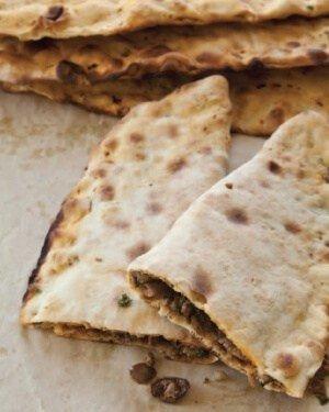 Zeytin Böreği - Gaziantep Yemekleri, Antep Mutfağı Pideler ve Börekler