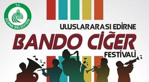 Yemek festivalleri, Edirne bando ciğer festivali