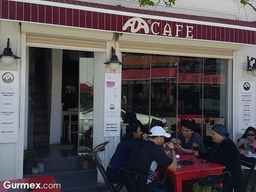 Ada Cafe Bozcaada telefon adres iletişim