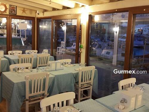 Bozcaada'da Ahtapot Nerede Yenir,Boruzan Restaurant, Bozcaada ne yenir ne içilir