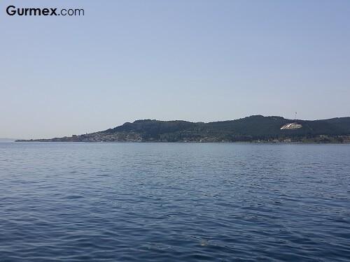Bozcaada'ya Nasıl Gidilir,denizden deniz yolu ile Bozcaada ulaşım