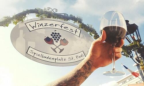 Gurme Festivalleri,winzerfest hamburg şarap ve yemek festivali