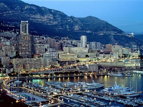 Monte Carlo Monaco Gezilecek Yerler, Monaco nerede kalınır