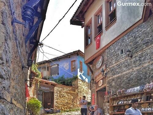 Bursa Merkez Gezilecek Yerler Cumalıkızık Köyü