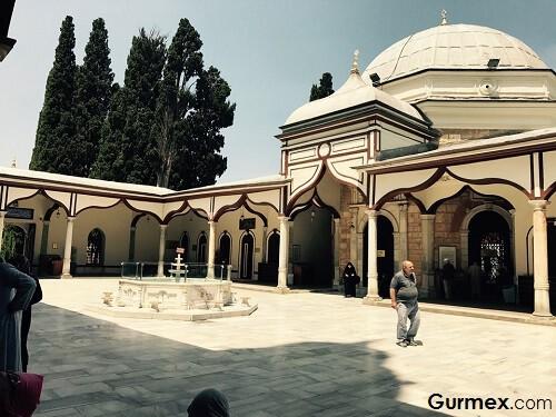 Bursa Merkez Gezilecek Yerler Emirsultan Camii