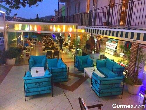 Kaş'ta Kebap Chillies Kalkan Antalya