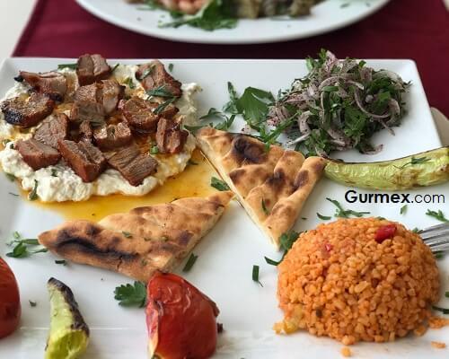 Kaş'ta Kebap en iyi kebapçılar,Ali nazik Chillies Kalkan
