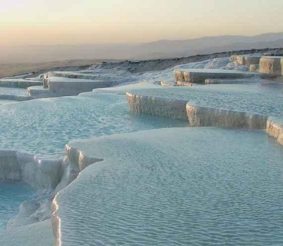 Denizli Gezilecek Yerler Pamukkale: Denizli'de Ne Yenir?