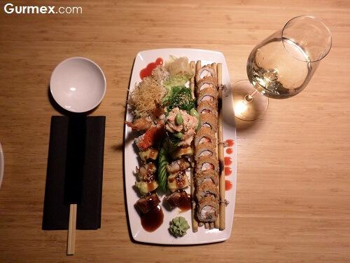 Kaison Sushi Lara,Antalya en iyi suşi nerede yenir