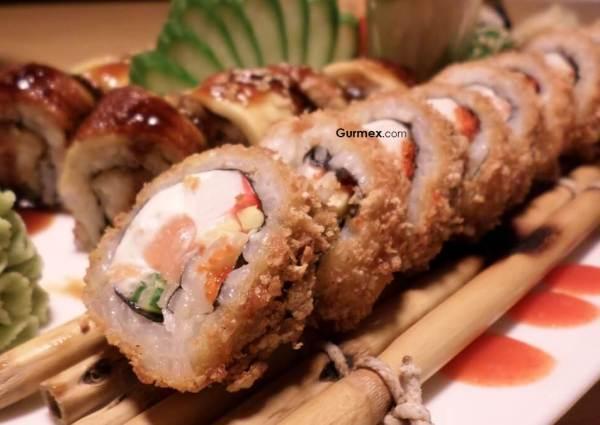 Kaison Sushi Uzakdoğu Mutfağı: Antalya'da Suşi Nerede Yenir?