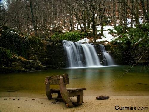 Bursa'da gezilecek yerler doğa,Mustafakemalpaşa Suuçtu Şelalesi
