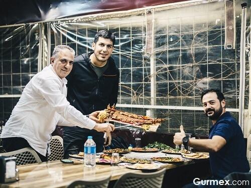 Kaburgacı Yaşar usta Adana yeme içme