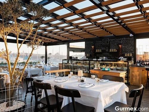 Sevgililer Günü romantik akşam yemeği, Mükellef Karaköy