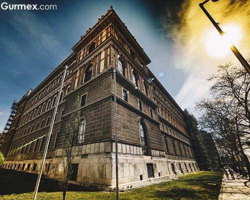 Viyana güzel sanatlar akademisi Viyana gurme