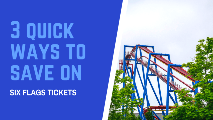 2017 Six Flags Coupons & Promos
