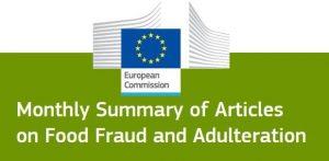 Food Fraud Database European Commision