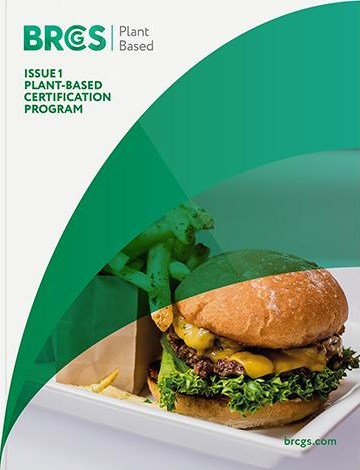 BRC Plant Based Certification Program Issue 1