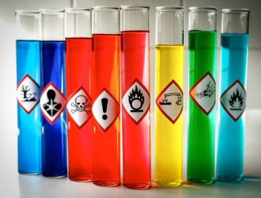 Kimyasal kontrolü gıda güvenliği