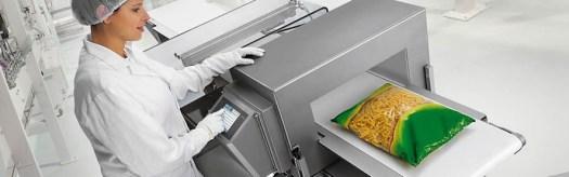 Yabancı madde tespit ve ayırma ekipmanları BRC Gıda