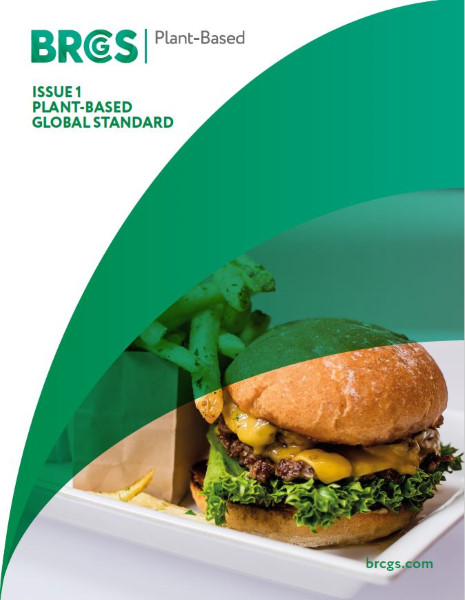 BRC Plant Based Global Standard Issue 1