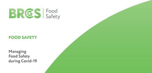 Covid-19 Salgınında Gıda Güvenliği